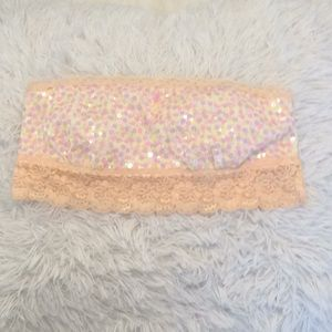 ADD ON FOR $5  ♥️PINK by VICTORIA's SECRET BANDEAU